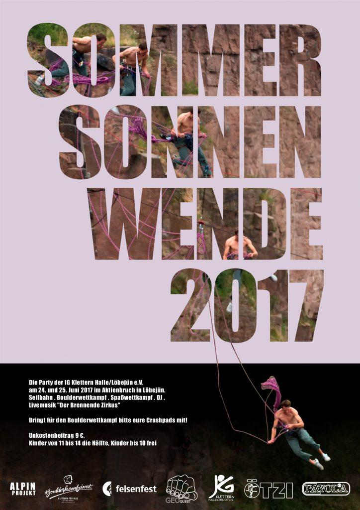 Sommersonnenwende 2017